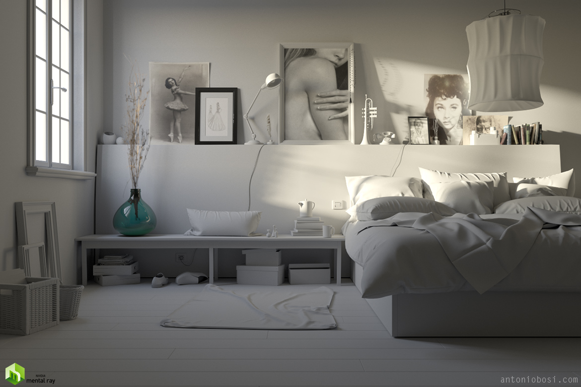 Arnold vs Mental ray: render comparison and speed benchmark