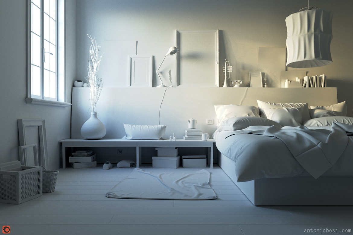 Render interior vray for Vray interior lighting rendering tutorial