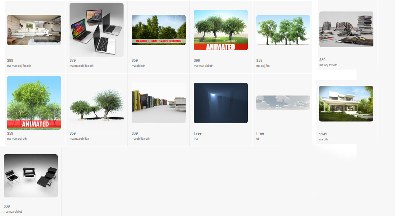 Autodesk maya scene download