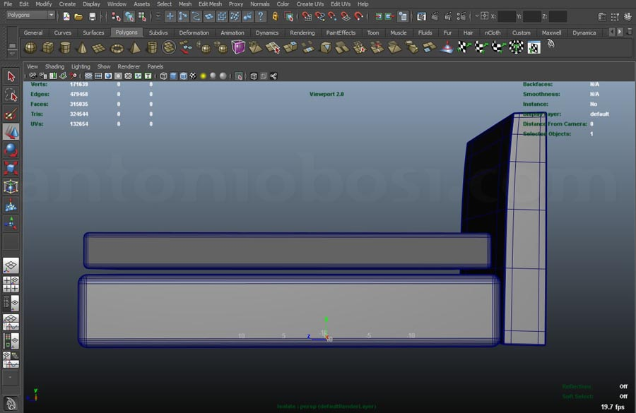 creating bed maya tutorial